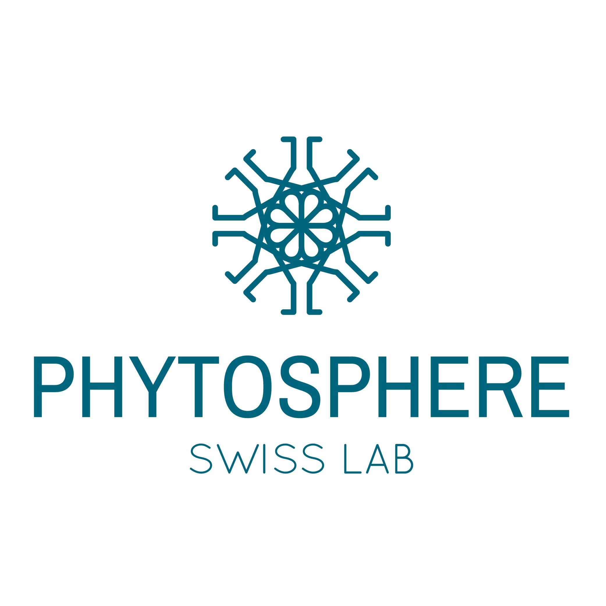 Création logo Phytosphere Swiss Lab