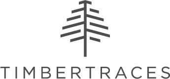 Minimalistic logo for our webshop that fuses tech and woodworking