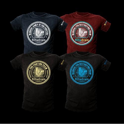 FITDRAIN t shirt designs