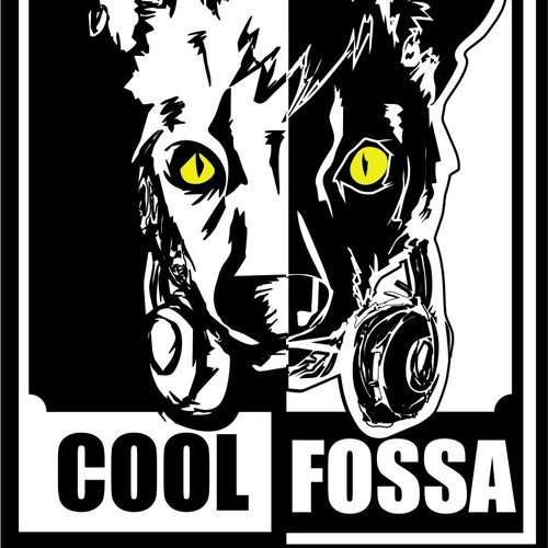 Create the next logo for Cool Fossa
