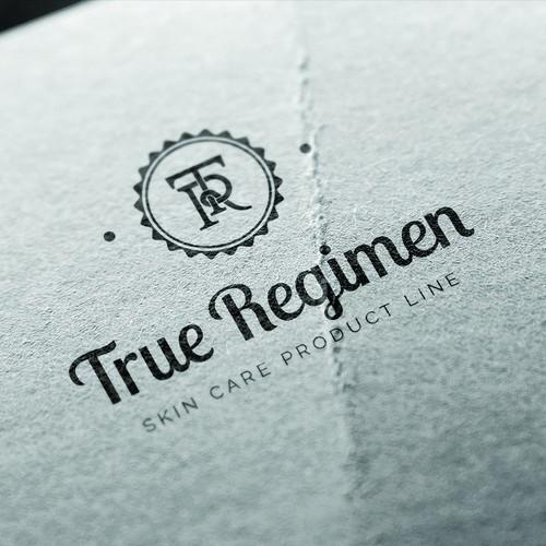 Logo 2. concept for True Regimen