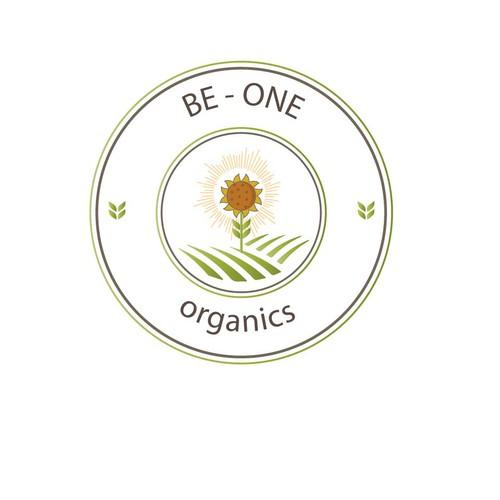 Be-One logo design