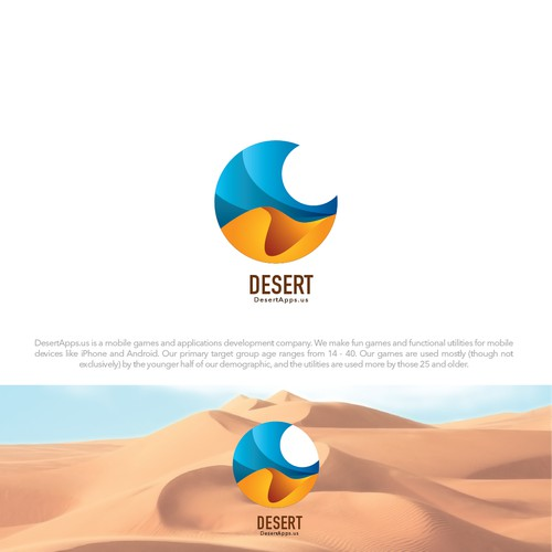 Dessert Apps Logo Design