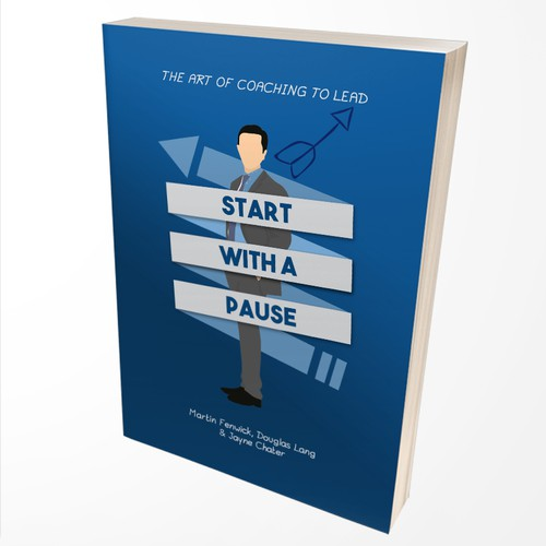 Book Cover - Start with a Pause