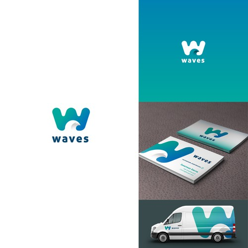 Logo, Business Card and Vehicle Decal Design for