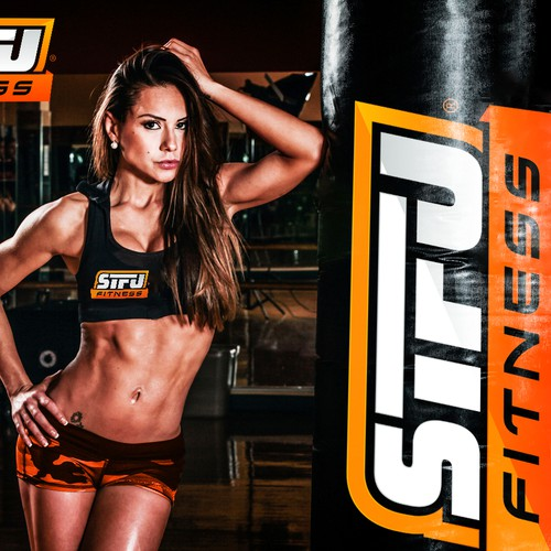 STFU Fitness clothing brand launch requires a STAND OUT Logo!