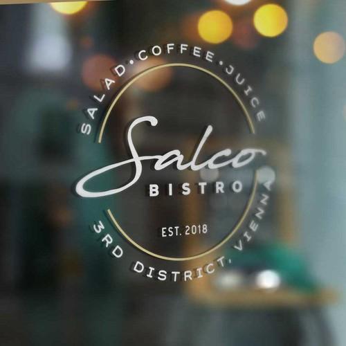 Logo for Salco Bistro, Vienna