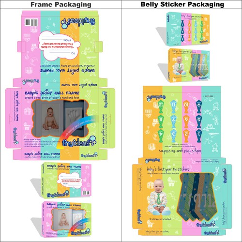 GIFT baby packing