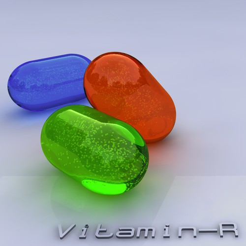 Vitamin-R Mac Application Icon