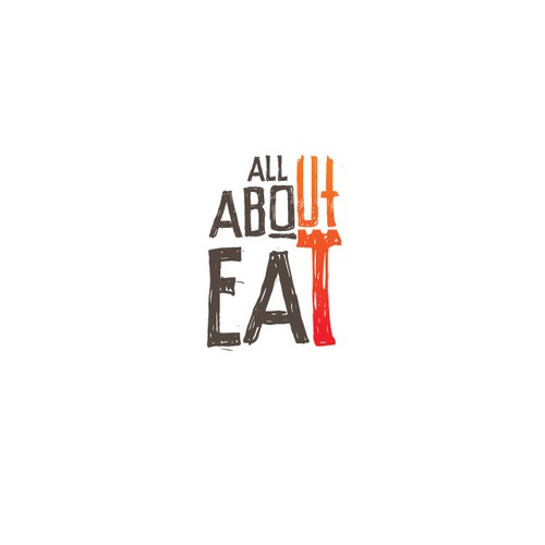 Logo for All About Eat, an IMDB for food