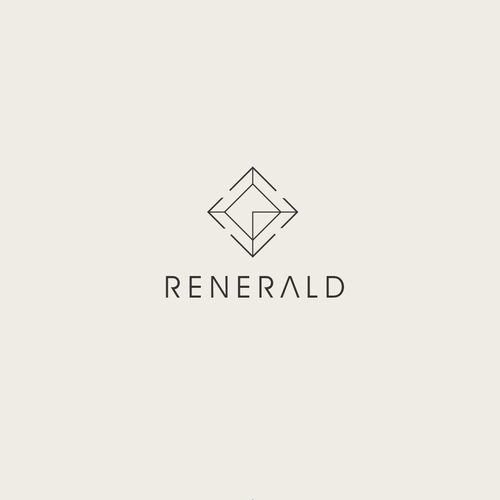 Elegant logo for marketing agency