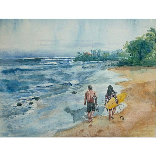 Water Color Painting