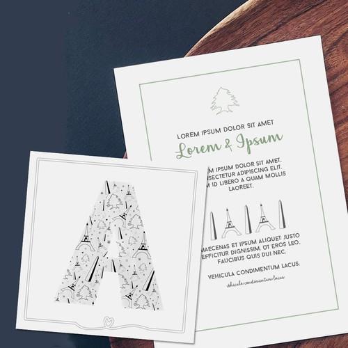 Proposal for a Wedding Invitation