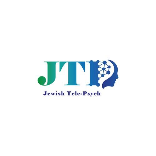 Logo for Jewish Tele-Psych therapists