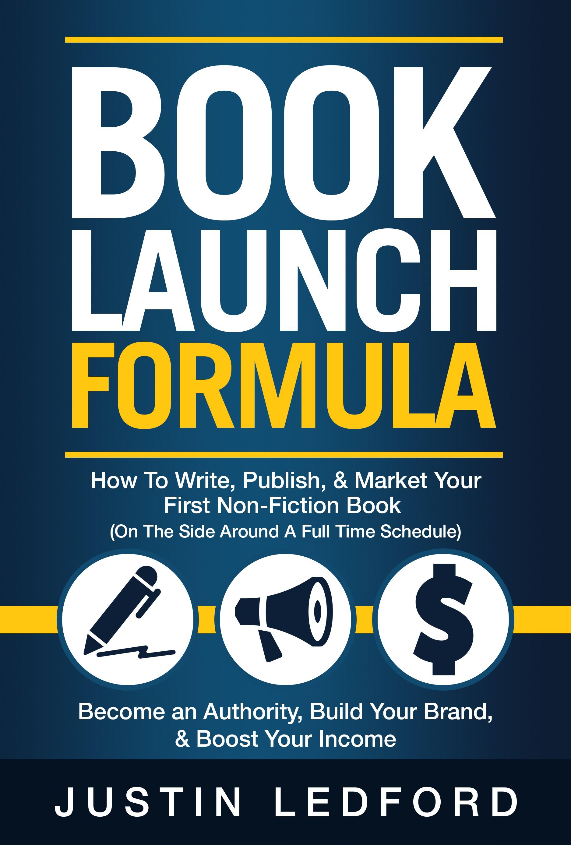 Book Launch Book