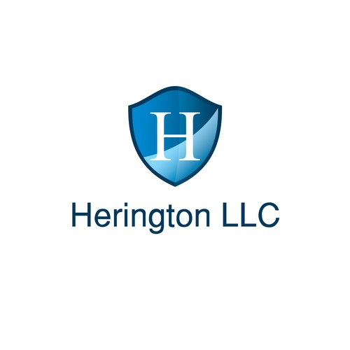 Herington LLC logo design