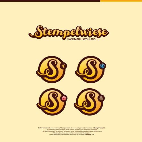 Crispy all season logo for Stempelwiese
