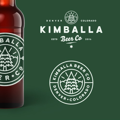 Bold Badge Kimballa Beer Co.