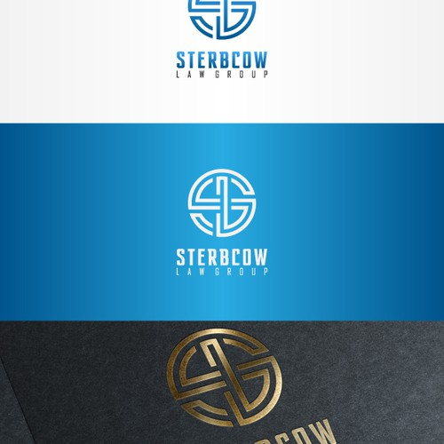 Create a classy law firm logo that pops