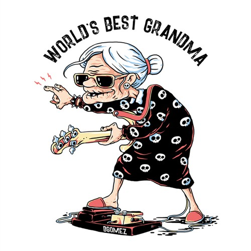 Rocking Grandma