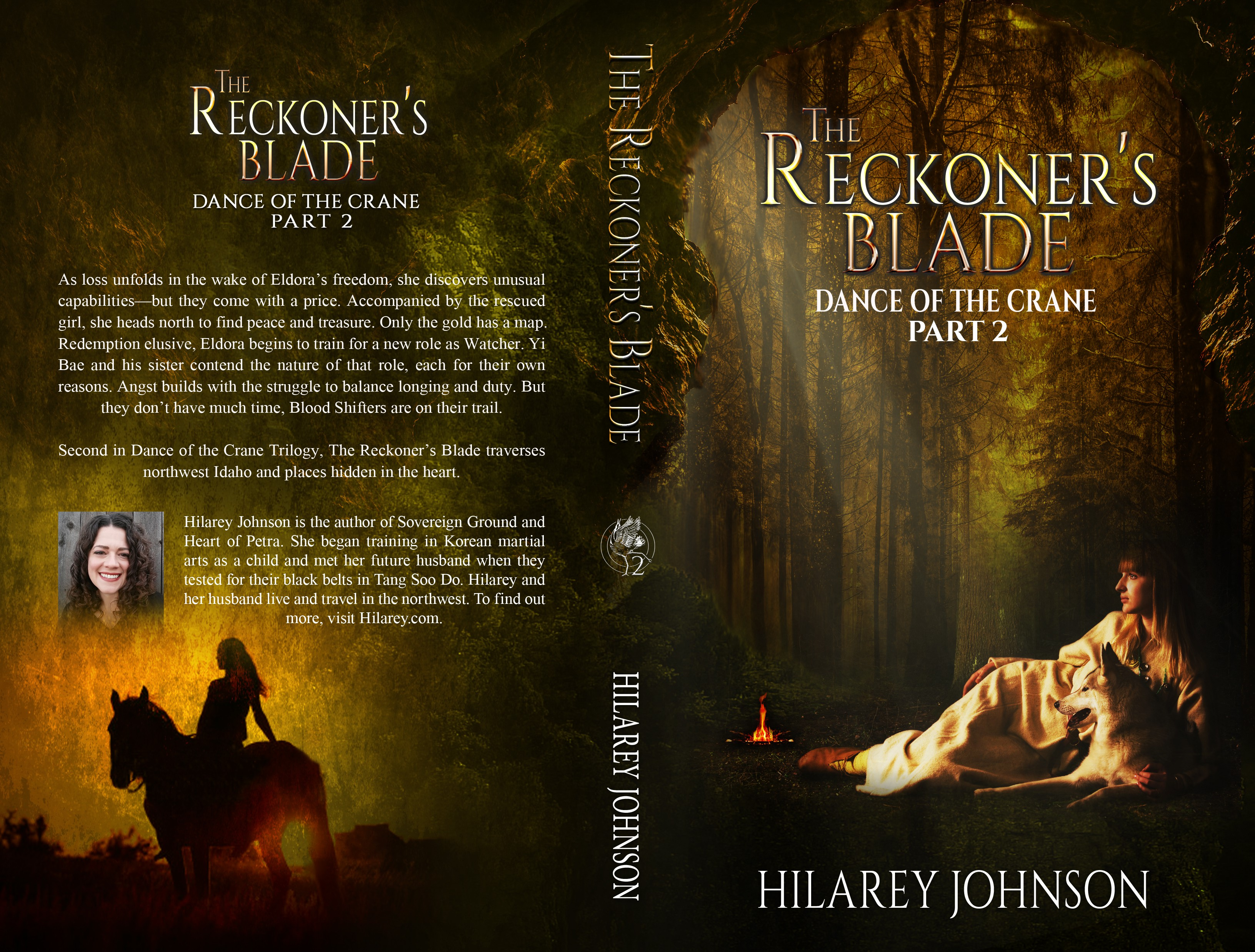The Reckoner's Blade