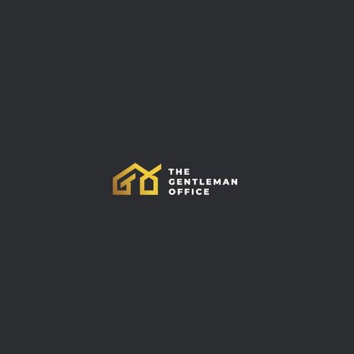 Logo the gentleman office