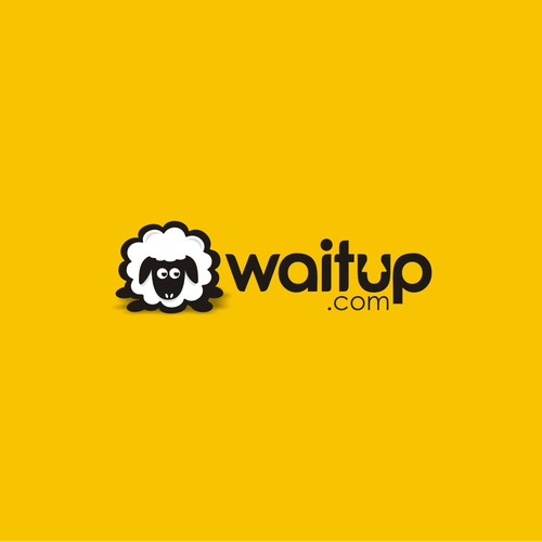 Logo for waitup.com in qualifying