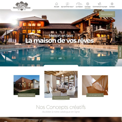 Wonderfull WebDesign Theme