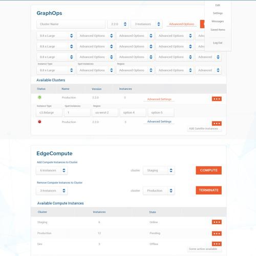 Web design inner page