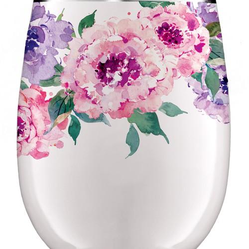Wine glass design