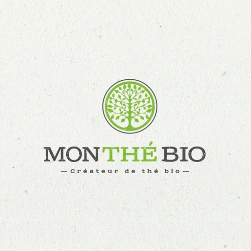 Logo for Mon Thé Bio