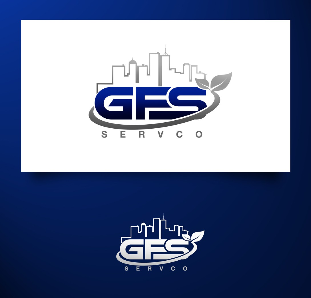 Create the next logo for GFS Servco