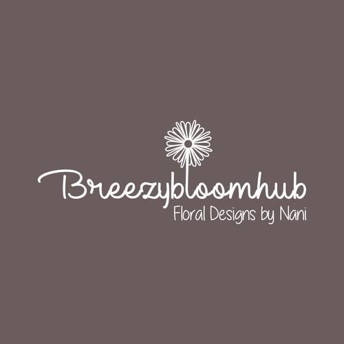 Logo Design for floral design company.