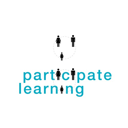 Logo depicting tutors helping adults or children.