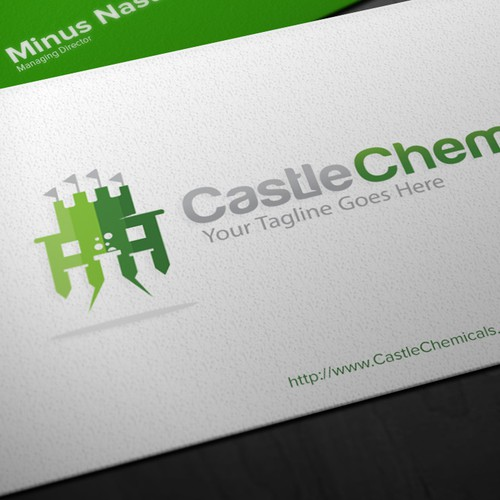 Help establish a brand new chemical company with a great new logo!