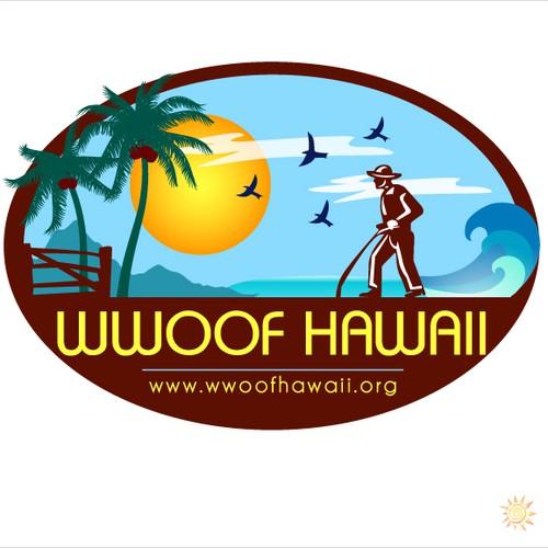 WWOOF Hawaii  needs a new logo