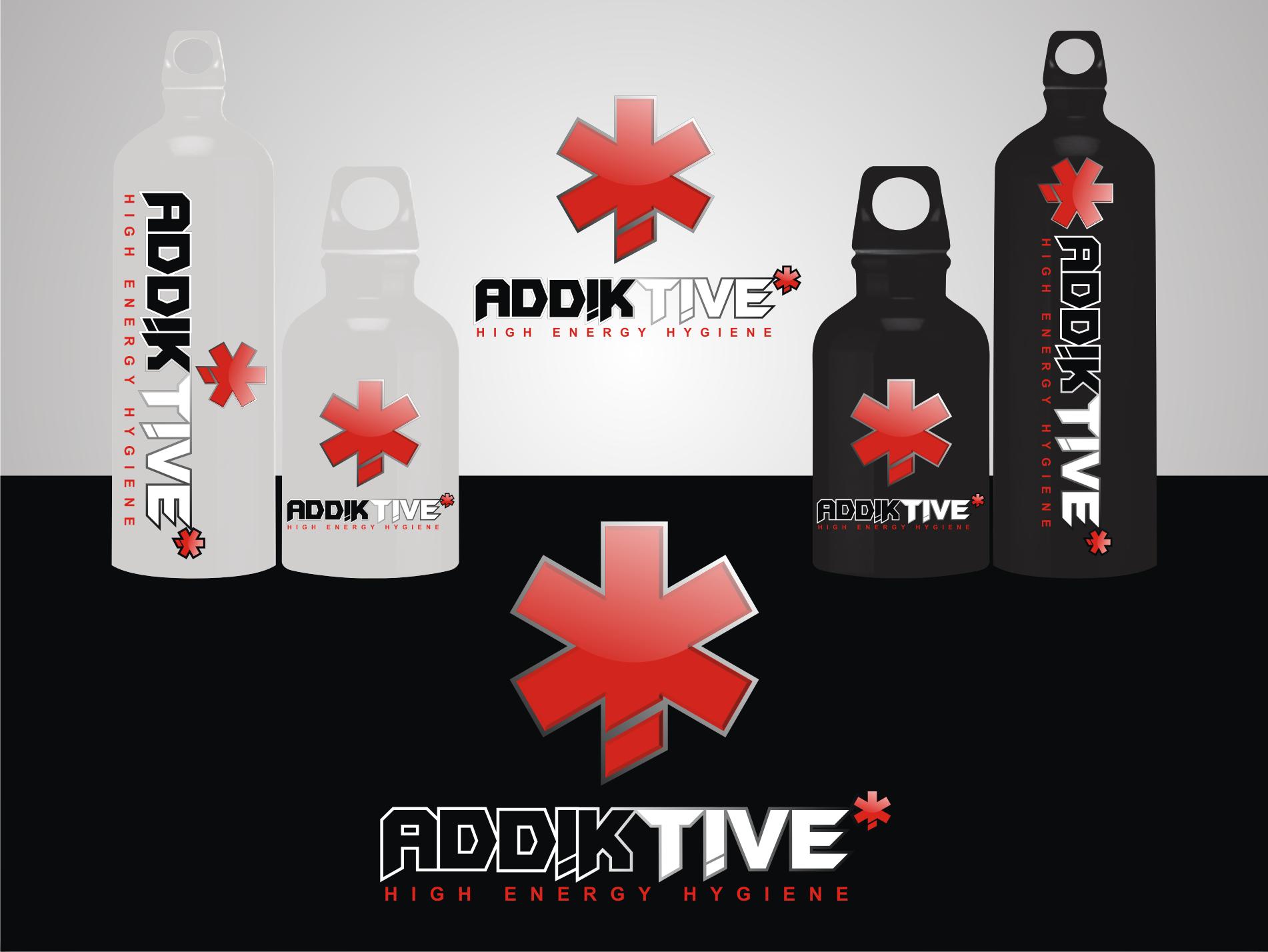 Help ADDIKTIVE with a new logo