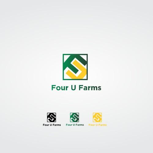 4 U Farms Logo Redesign