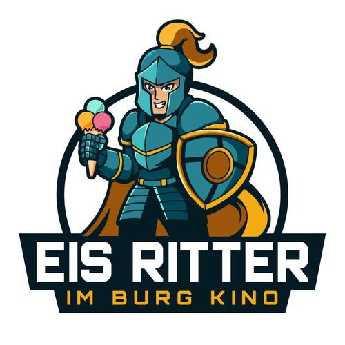 Eis Ritter Im Burg Kino