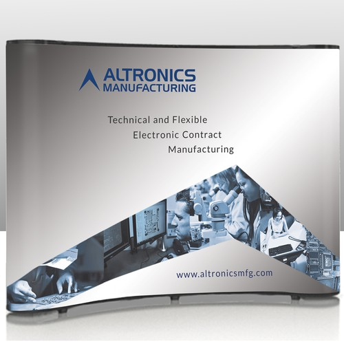 signage for Altronics Manufacturing
