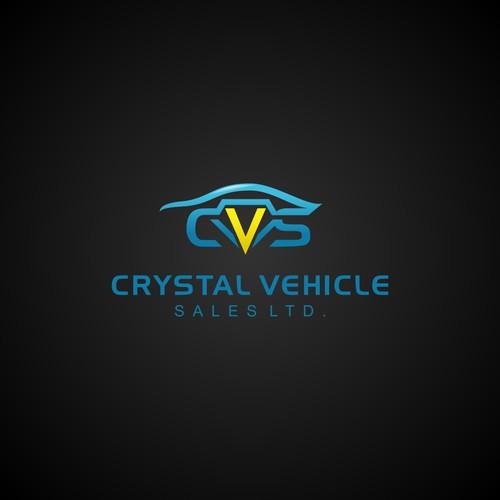 catchy logo design for car vehicle