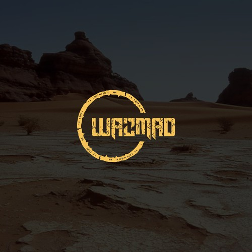 Create a A World Ending Brand for Wazmad.com