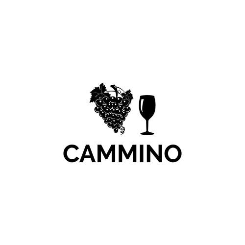 Modern logo concept for Cammino