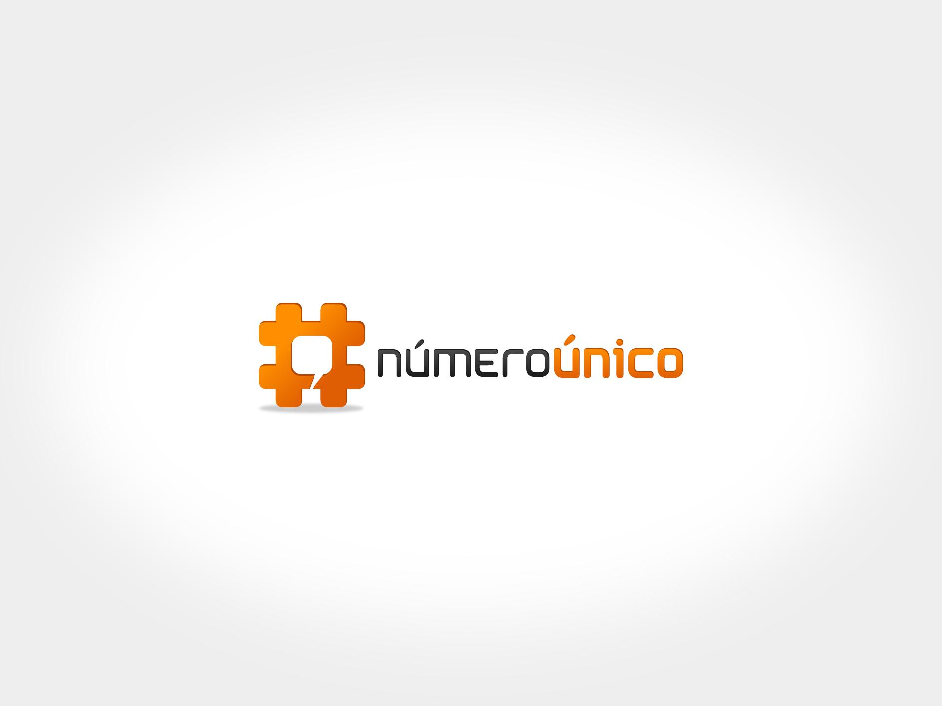 Número Único needs a new logo
