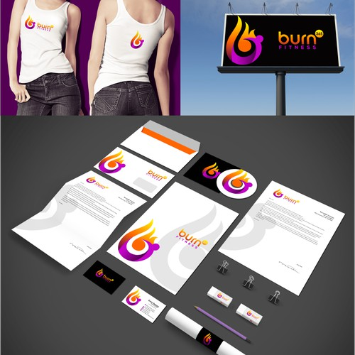 BURN YOGA FITNESS