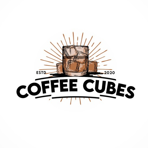 Coffee Cubes Logo