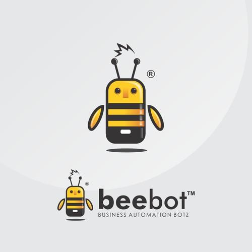 Mascot Design BeeBot