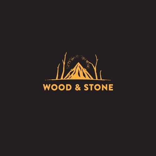 Logo for Wood & Stone