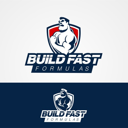"""Build Fast Formulas"" Sports supplement company"