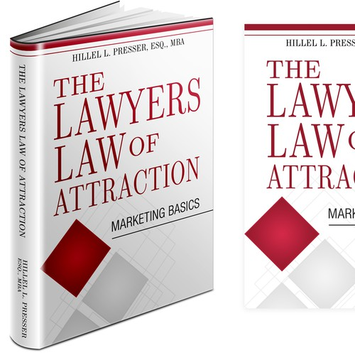 The Lawyers Law of Attraction Book Cover 02